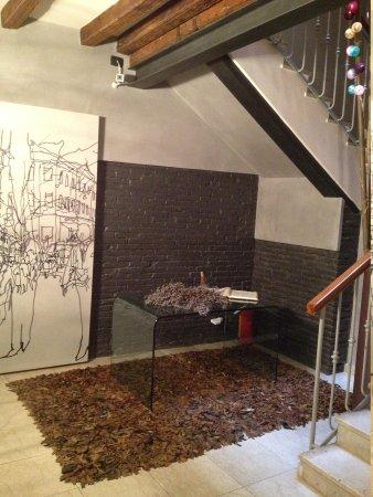 Il Vicolo Residence Aparthotel Verona: atrio