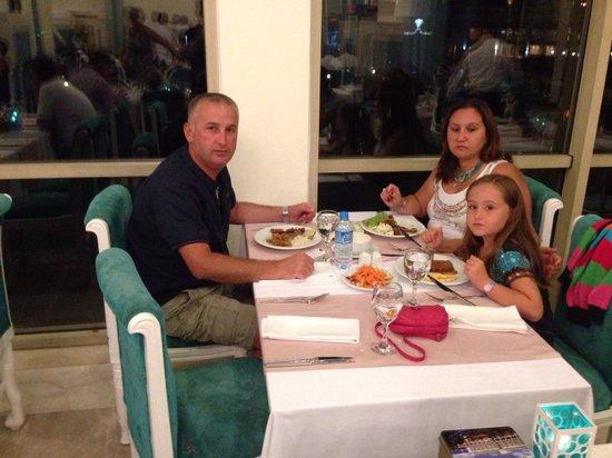 Rixos Premium Belek: Ege restaurant