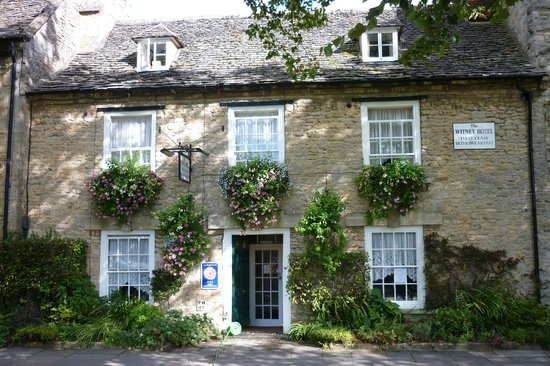 Hotels Near Witney Oxfordshire