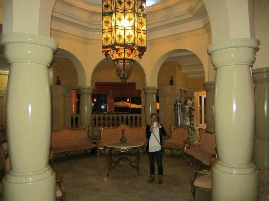 Ksar Djerba: entrée