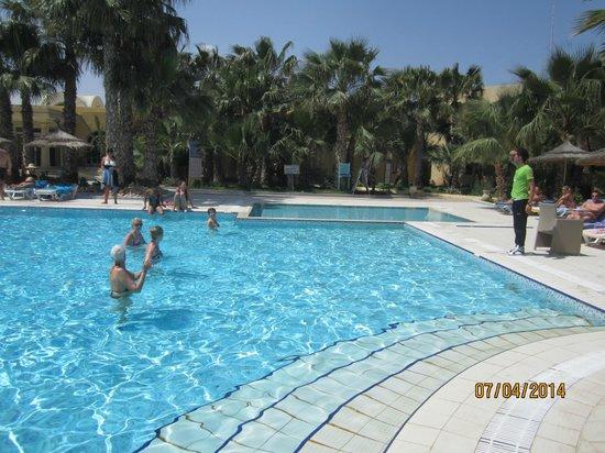 Ksar Djerba: piscine