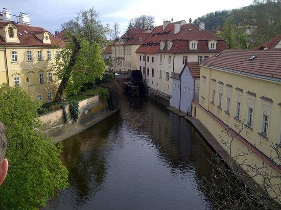 Praha Bike -  Bicycle Tours & Rentals : Lesser Town, as seen on Praha Bike rental tour