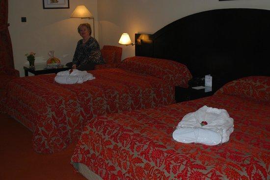 Royal Mirage Fes: Chambre