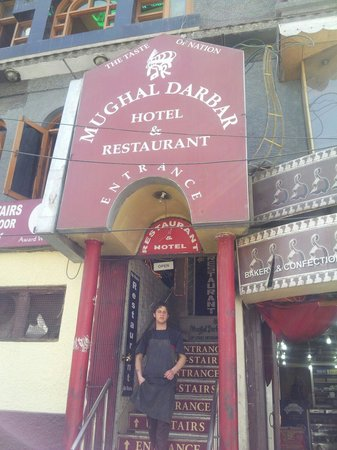 Mughal Darbar: The original, 40-year-old restaurant.