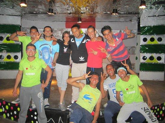 Ksar Djerba: équipe