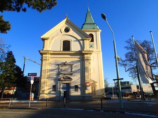 Kahlenberg: Sobieski-Kirche