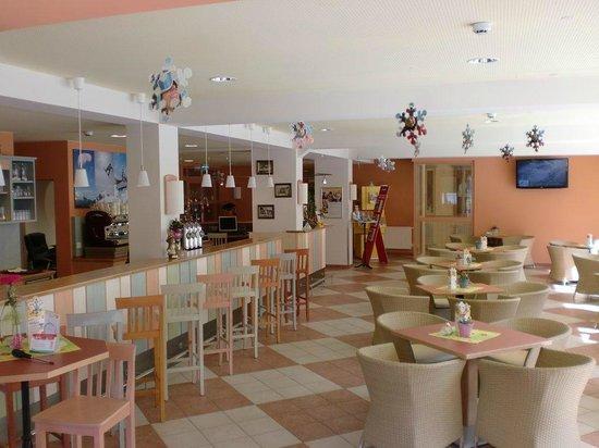 JUFA Hotel Kaprun: Bar/Lounge