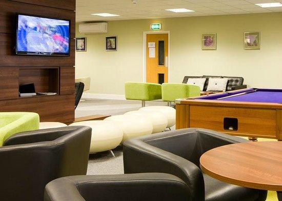 Nightel Hotel: Recreation Room