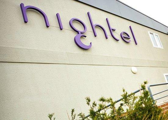Nightel Hotel: Hotel Grounds