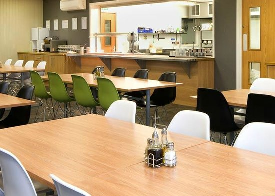 Nightel Hotel: Dining Area