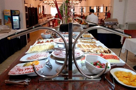 Hotel Galeon: Breakfast buffet