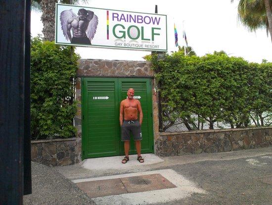 Rainbow Golf, Gay Men-only Resort: Rainbow Golf Bungalows Gay Boutique Resort
