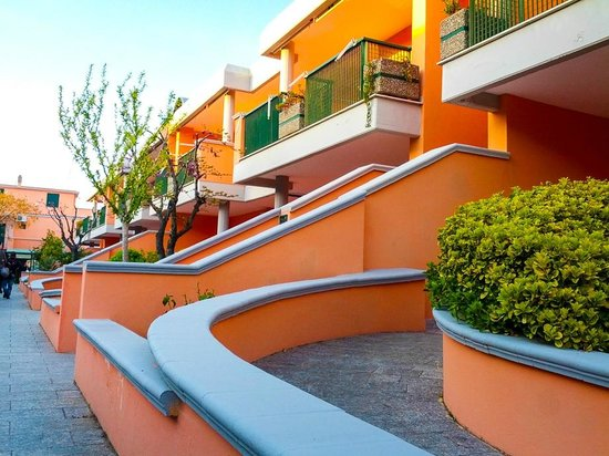 Club Arianna Hotel Residence: Los balcones de las habitaciones