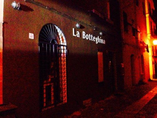 La Botteghina: Ingresso