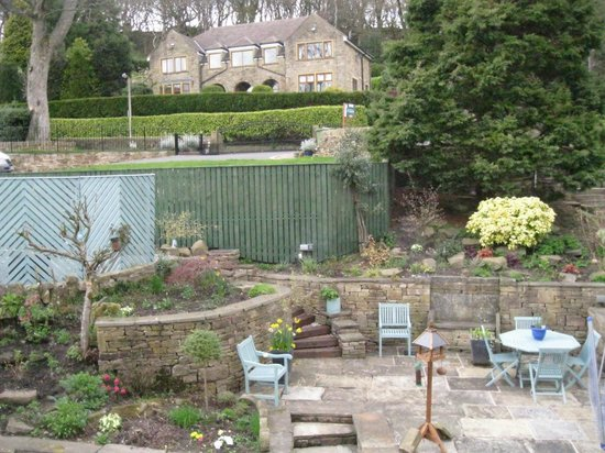"""Sunnybank Boutique Guesthouse: View from the """"Garden View"""" Room"""