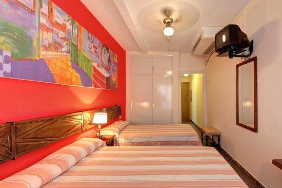 Hotel El Cid: Doble