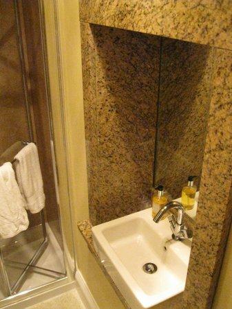 Sunnybank Boutique Guesthouse: Bathroom in the Garden View Room