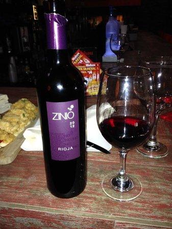 Descorche Rest.: Cata de Zinio: Rioja Alta