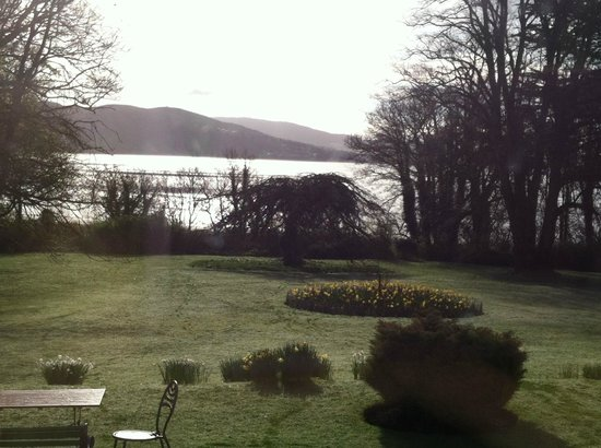 Rathmullan House: view from front