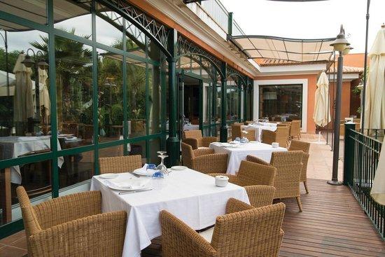 Les Rotes Hotel : Restaurante