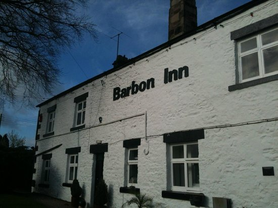 Barbon Inn: The rear of the inn