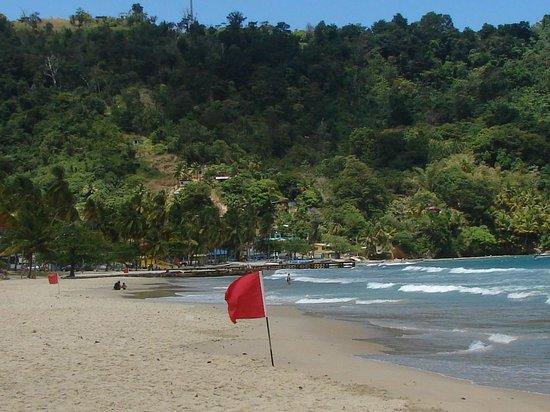 Maracas Bay: maracas beach