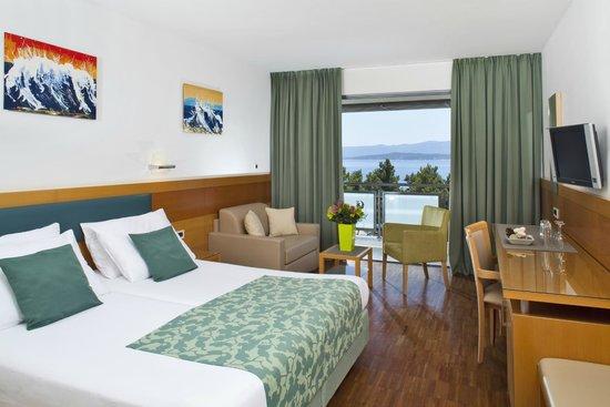 Bluesun Hotel Elaphusa: Superior Double Room Sea Side