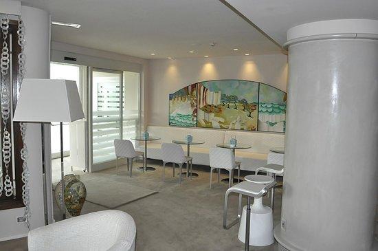 Hotel Olivi Thermae & Natural Spa: Hall