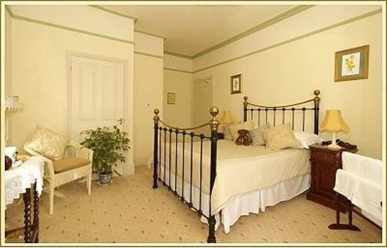 Kenella House: Double en-suite room