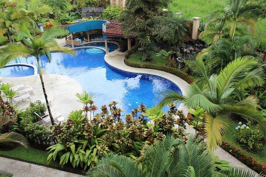 Hotel Magic Mountain: pool area