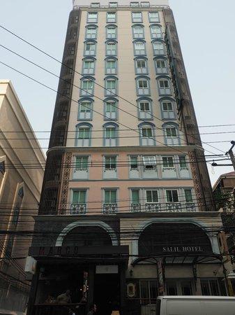 Salil Hotel Sukhumvit Soi 11: Het hotel