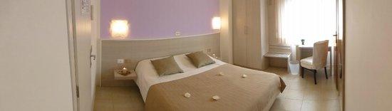 Hotel Tognon: camera matrimoniale