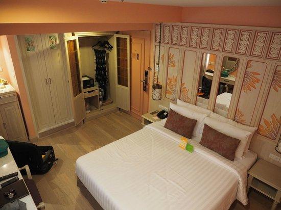 Salil Hotel Sukhumvit Soi 11: onze kamer