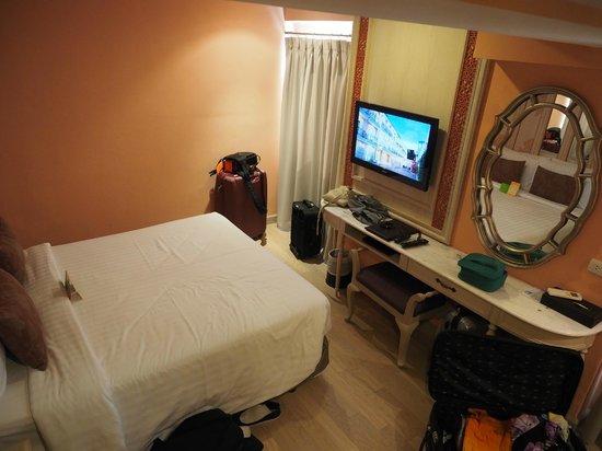 Salil Hotel Sukhumvit Soi 11 : prachtige ruime kamers