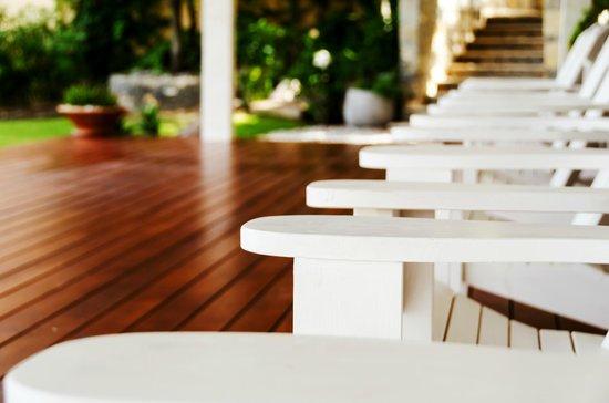 4reasons hotel+bistro : Muskoka Chairs