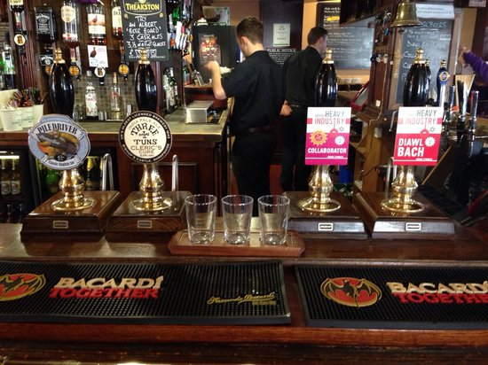 The Albert: Awesome Ales!