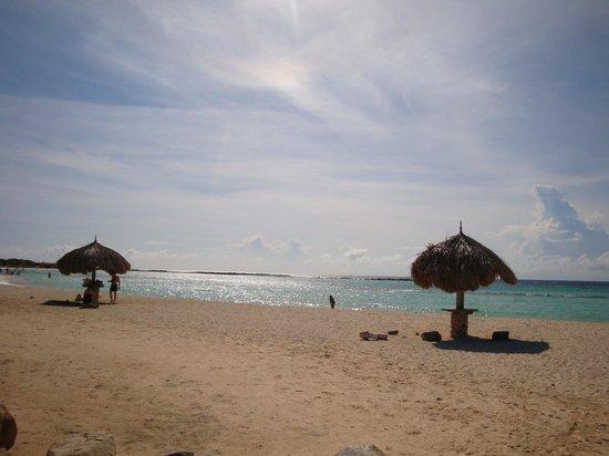 Hotel Riu Palace Aruba: playita