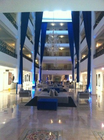 Sofitel Marrakech Lounge and Spa : Lobby