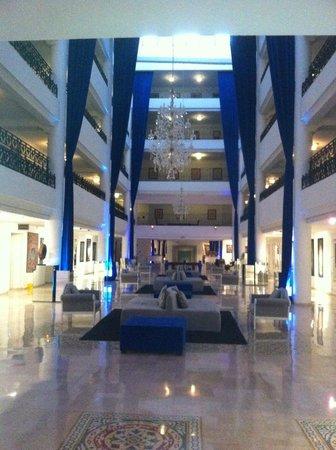 Sofitel Marrakech Lounge and Spa: Lobby