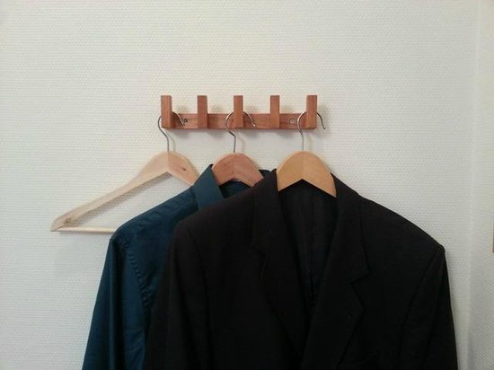 Townhouse Hotel Maastricht : Wall hangers