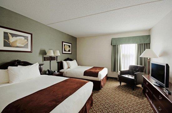 D. Hotel & Suites: Two Queen Bedroom