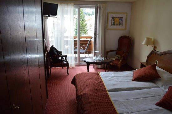 Alfa Soleil: Room