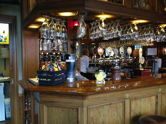 Hotel Jutlandia: John Bull Bar