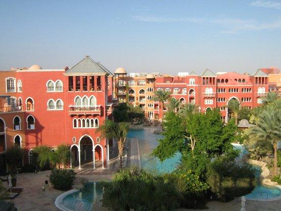 The Grand Resort Hurghada: Вид из номера
