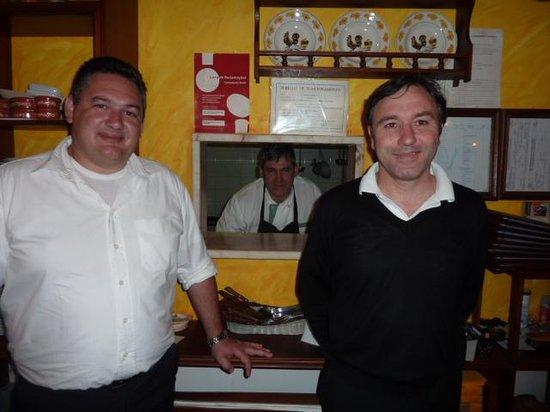 """Odeceixe, Πορτογαλία: Les trois mousquetaires du """"Chaparro"""""""