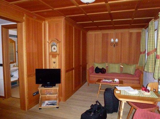 Hotel Chalet del Sogno: Room