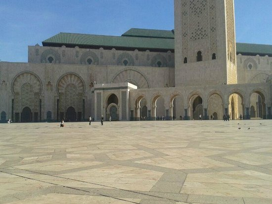 See you in Marrakech: tour in casablanca