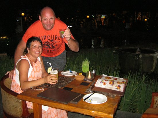 Gabah Restaurant & Bar: Dinner