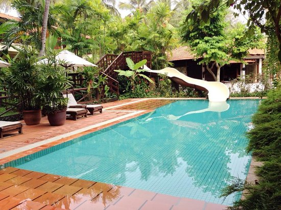 Avillion Port Dickson: Kid's pool