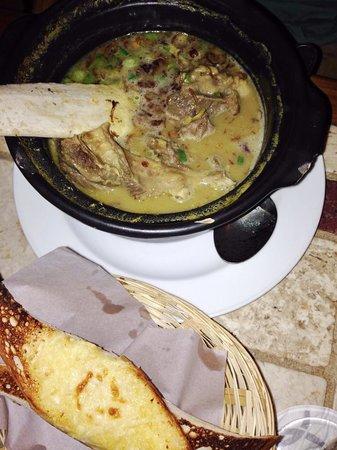 Avillion Port Dickson: Dinner at Crow's Nest